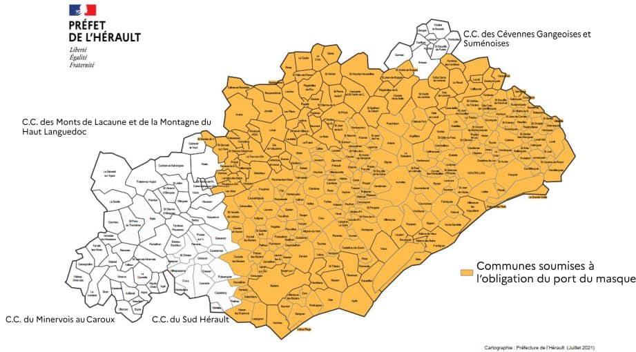 Mesures préfectorales