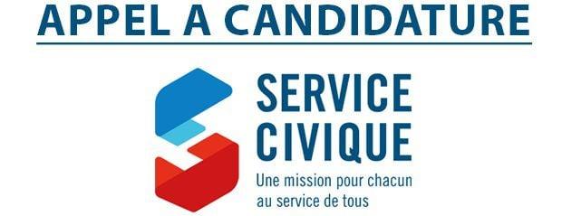 Service civique recrutement ville de Sauvian